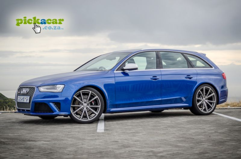 Audi Rs4 Avant Review Not An Ordinary Stationwagon